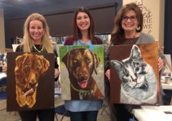 The image for Paint Your Pet is Coming May 19th. Register Now!